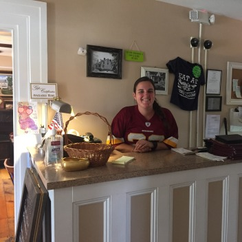 Smiling faces at Betty's Country Kitchen!